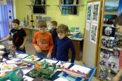 Выставка детского технического творчества 1