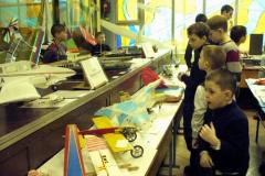 Выставка детского технического творчества 3