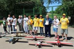 Кубок Москвы по авиамодельному спорту